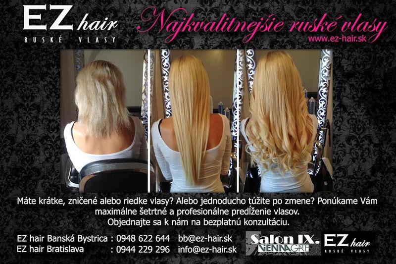 Predlžovanie vlasov   Salon IX - profesionálny kadernícky a kozmetický salón dc6c0c22d43