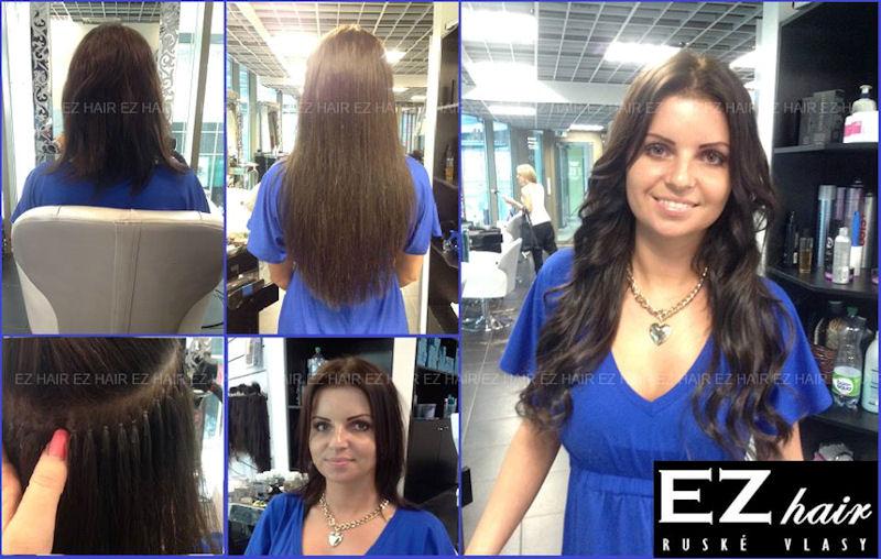 Predlžovanie vlasov   Salon IX - profesionálny kadernícky a kozmetický salón 055ce68f8f1